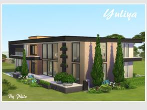 Yuliya (No CC)