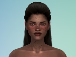 Sims 4 — Jane Doe No 4 by TheSimDepository — by The Sim Depository It is up to you to give her a name and a story. The