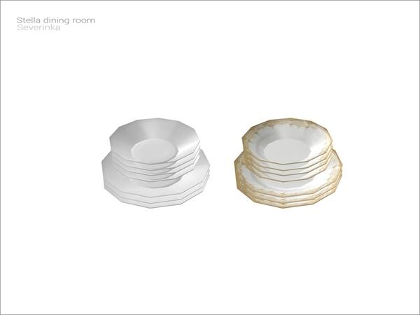 Severinka_'s [Stella diningroom] - dishes