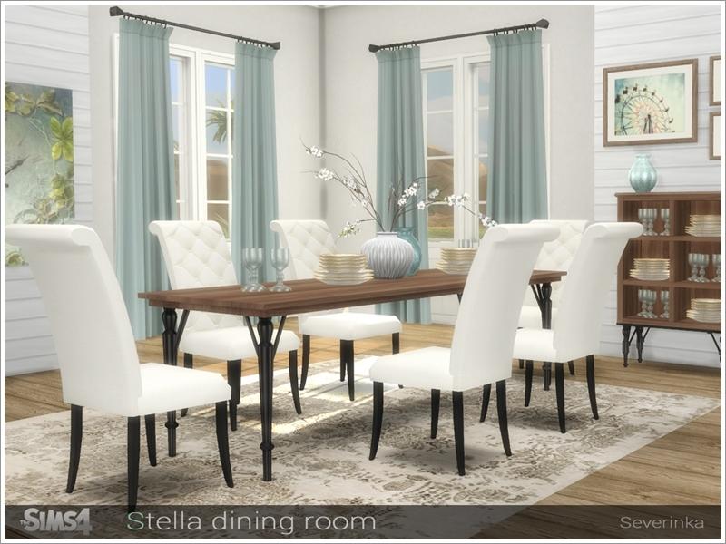 Severinka S Stella Dining Room