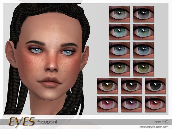 Глаза, линзы W-600h-450-2969428