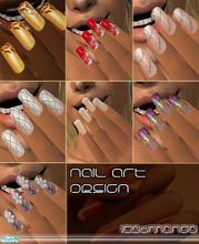 Nail Art Design Set Ii