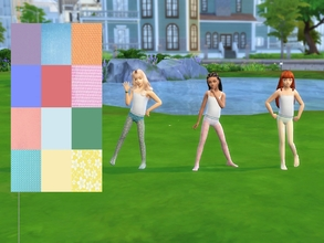 Sims 4 — stockings for girls by padry67 — stockings for girls, I created them in various colors, to be able to easily