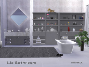 Sims 4 Bathroom Sets