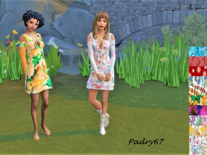 Sims 4 — Dressed for all autumn-spring days - Movie Hangout needed by padry67 — Dressed for all autumn-spring days. From