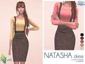 038566393b35 NATASHA dress - SF Sims - Mesh.