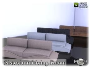 Sistexium Living Sofa