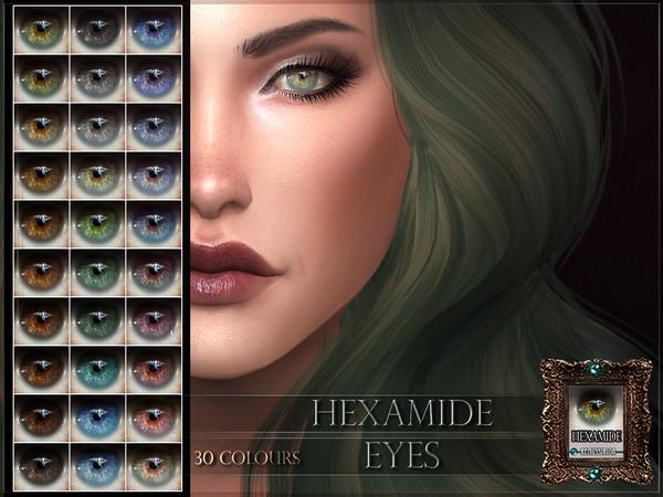 Глаза, линзы W-600h-450-2978935