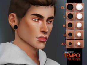 Sims 4 Male Earrings