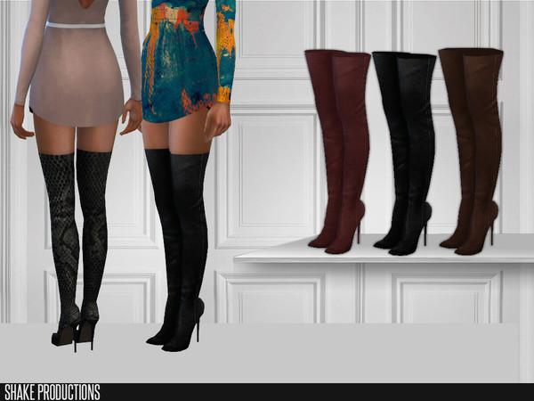 191 Salto Alto por ShakeProductions- The Sims 4
