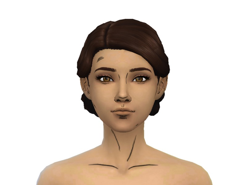 Thecomic S The Walking Dead Clementine Skin