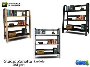 Kardofe Studio Zanotta BookShelf