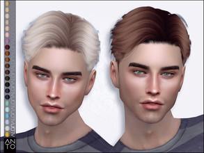 Najnowsza moda najlepsza wyprzedaż najwyższa jakość Anto's Sims 4 Male Hairstyles