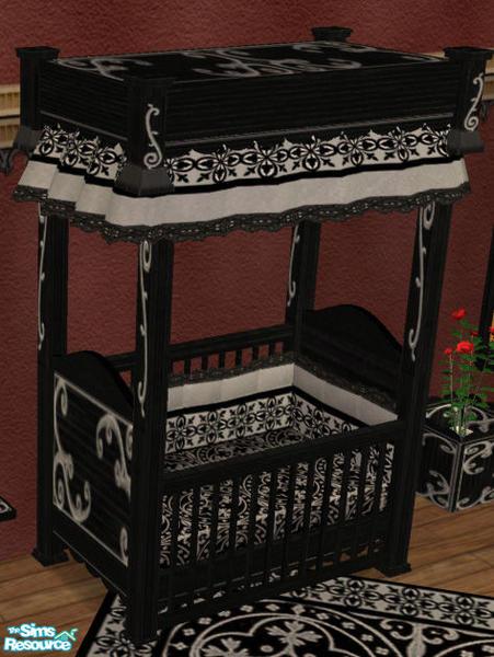 Simaddict99 S Storybook Nursery Rc 2 Gothic Bedding