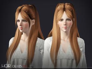 Free Sims 3 Hair