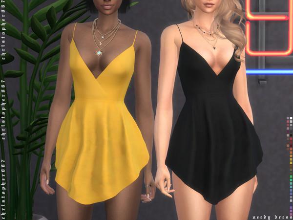 Needy Dress / Christopher067