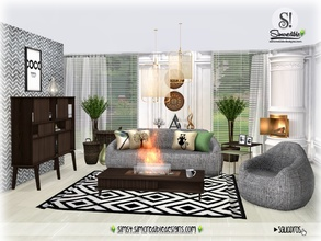 Winter Wonderland Sims 4 Sets