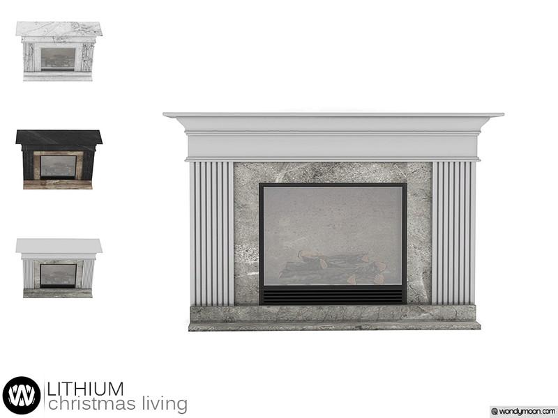 Christmas 2020 Fireplace By Wondymoon wondymoon's Lithium Fireplace