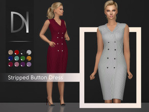 00c532c9f4 Office and Professions   Sims 4 Clothing sets
