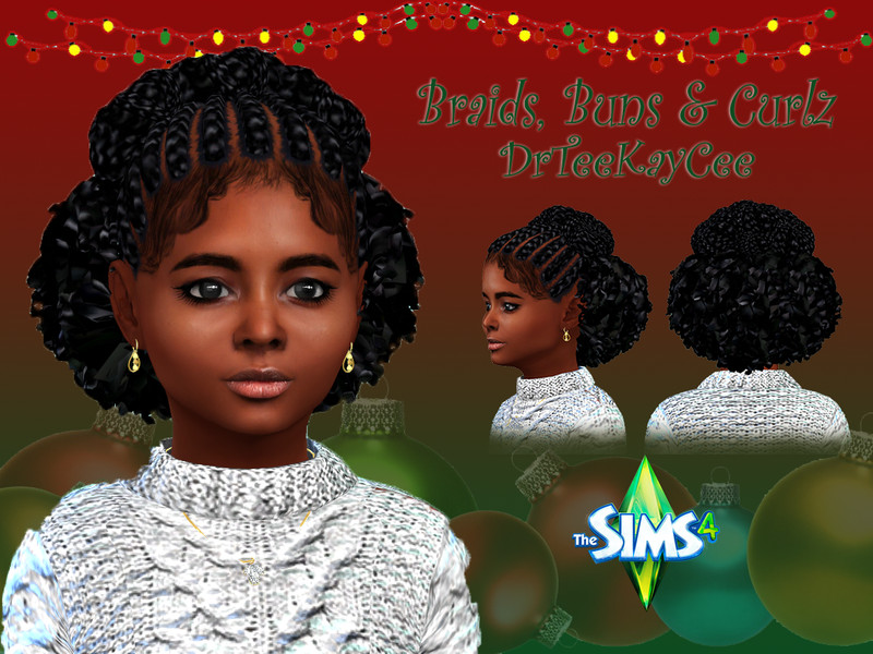 Hairstyles Braids Download: Drteekaycee's Braids, Buns & Curlz