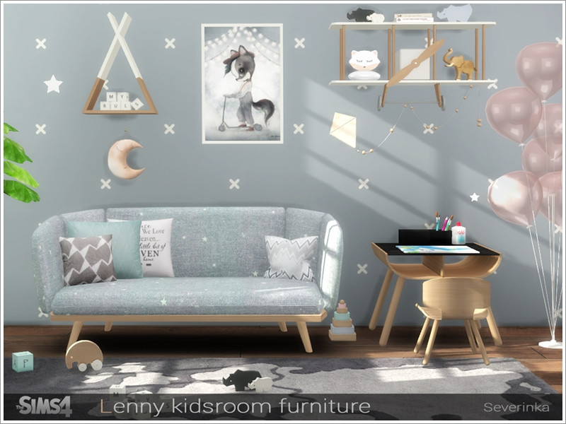 Bon Lenny Kidsroom Furniture