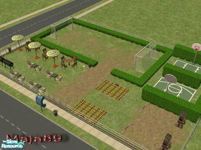 Sims 2 — Simtopia Playground by maja89 — Enjoy! Comments are welcome!