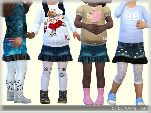 Детская повседневная одежда W-600h-450-3000417
