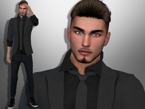 Featured Artist Sims 4 Male Sims