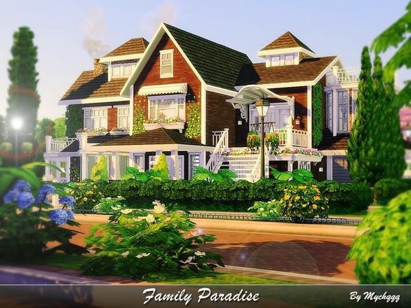 Жилые дома W-600h-450-3007646