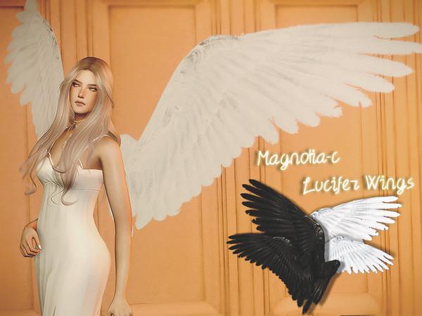 Magnolia-C - Lucifer Wings