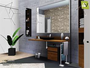Sims 3 Bathroom Sets
