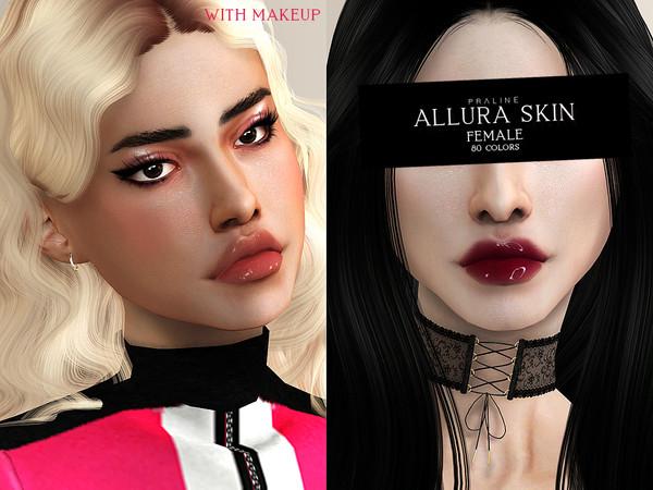 The Sims 4: Allura Skin