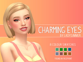 Sims 4 Eye Colors - 'maxis match'