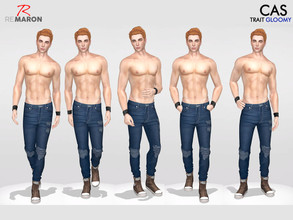 Sims 4 Downloads - 'pose'