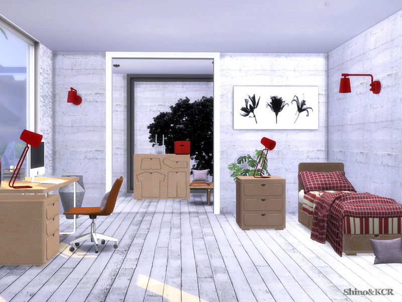 ShinoKCR's Single Bedroom Loved Things