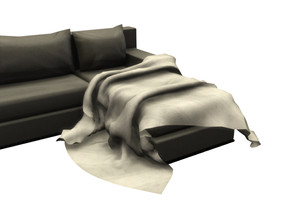 Sims 4 — Kyran Throw Blanket by sim_man123 — A simple decorative blanket to be thrown over a couch.