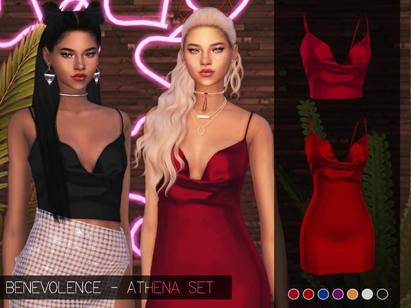 Benevolence - Athena Set
