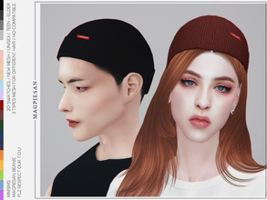 353ed6f736f Sims 4 Male Hats