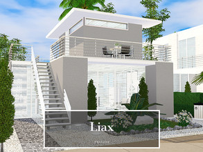 Sims 3 — Liax by Pralinesims — Base game NO EP's and SP's