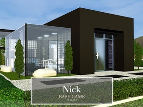 Sims 3 — Nick by Pralinesims — Base game NO EP's and SP's