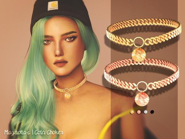 The Sims 4: Magnolia-C - Coin Choker