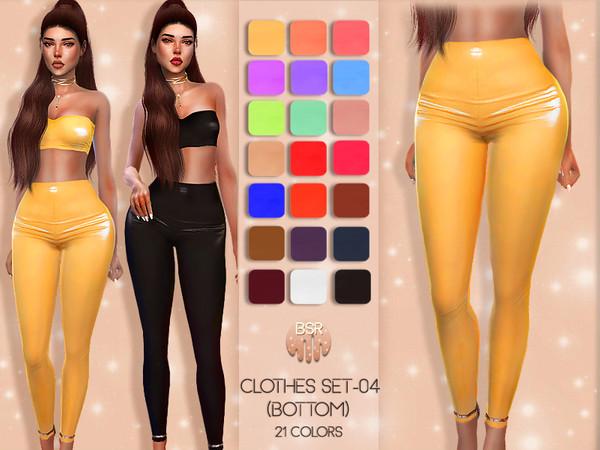 Clothes SET-04 (BOTTOM) BD36