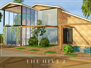 Sims 3 — The Hive 2 by Pralinesims — EP's required: Showtime Into the future