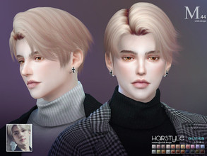 Sims 4 — sclub ts4 hair SeHun n44 by S-Club — Hope you enjoy my new hair! Thanks for wing's help Don't forget to leave
