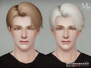 Sims 3 — Sclub ts3 hair SeHun n44 by S-Club — Hi everyone! Here is my n44 hair for TS3 too! You can find the hair clipper