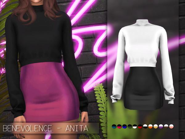 Benevolence - Alita Dress