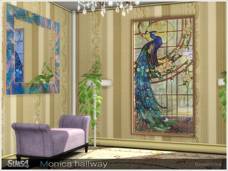 Severinka S Monica Hallway