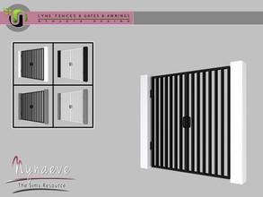 Sims 4 Fences & Gates