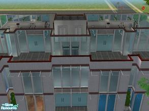 Sims 2 — LeTour 4 Bedroom Dorm by hesmylobster2 — Beautiful SPACIOUS dorm. Everything your Sims may need with room for