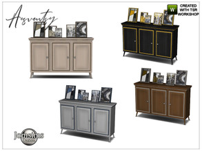 Sims 4 — Acsventsy bedroom dresser by jomsims — Acsventsy bedroom dresser